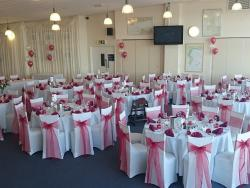 Wedding Set Up in Spinnakers