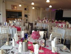 Wedding Setting for Spinnakers
