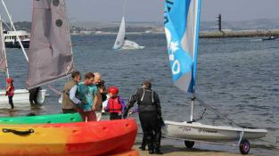 Water activities at WPNSA