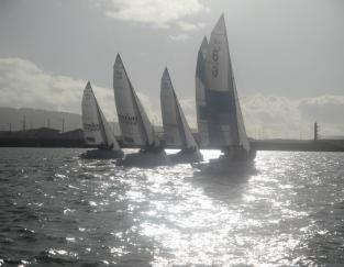 British Keelboat Sailing (c) RYA