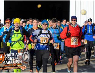 Portland Coastal Marathon 2016 (c) BustinSkin