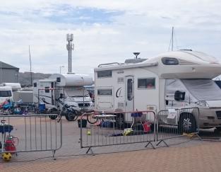 Campervan Area (c) WPNSA