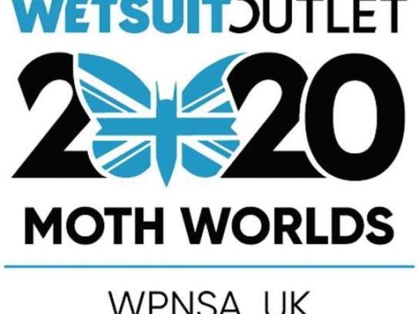 Wetsuit Outlet 2020 Moth Worlds Logo © IMCA UK