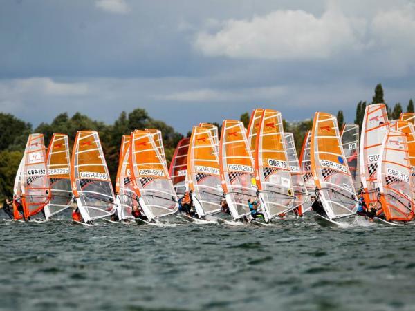 Youth Windsurfing (c) RYA