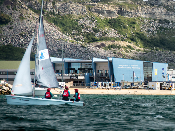 The Andrew Simpson Sailing Centre